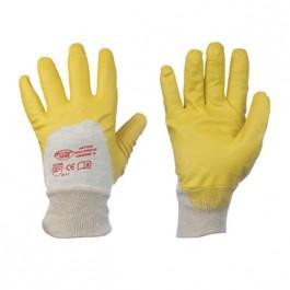 Handschuhe NITRIL-gelb