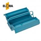 Werkzeugkasten Stahlblech ELORA 5-teilig